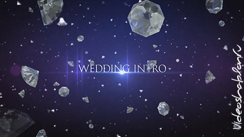 Diamonds Opener - After Effects Templates