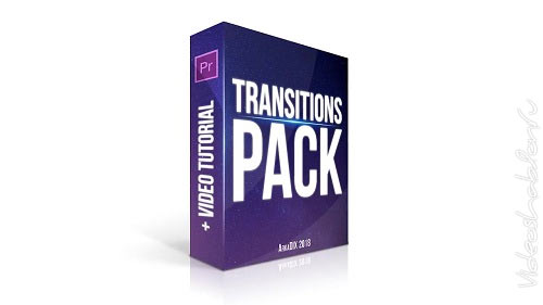 Transitions Pack 61714 - Premiere Pro Templates
