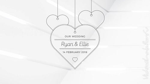 Wedding Titles - After Effects Templates