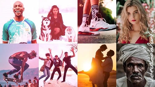 Multi Photo Reveal 65063 - After Effects Templates