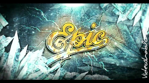 Ice Epic Logo 69914 - After Effects Templates