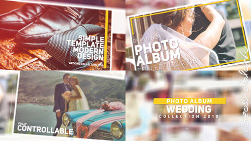 Wedding Photo Album 21884818 - Project for After Effects (Videohive)