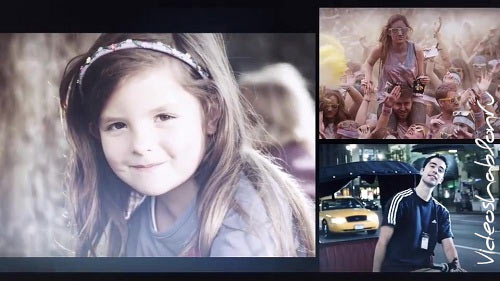 Urban Slideshow 71117 - After Effects Templates