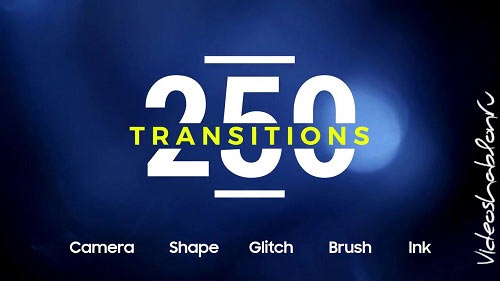 Transitions 87600 - After Effects Templates