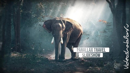 Parallax Travel Slideshow 88765 - After Effects Templates