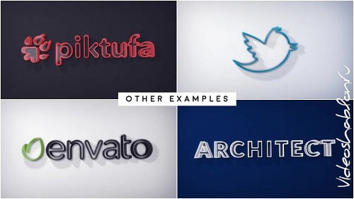 Architect Stroke Logo - Project for After Effects (Videohive)