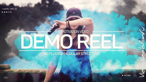 Demo Reel 21674200 - Project for After Effects (Videohive)