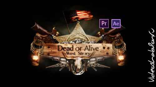 Epic Dead or Alive Logo - Project for Premiere Pro (Videohive)